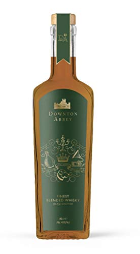 Downton Abbey Finest Blended Whisky - 70 cl, Alc 40%