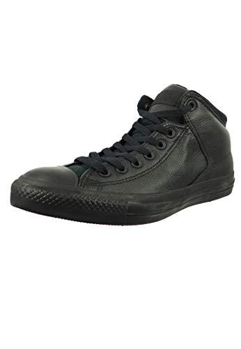 Converse Unisex Chuck Taylor AS High Street Hi Fitnessschuhe, Schwarz (Black/Black/Black 001), 44.5 EU