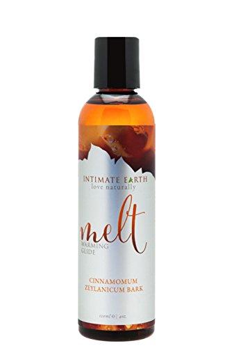 Intimate Organics Melt środek smarujący o działaniu cieplnym, 120 ml