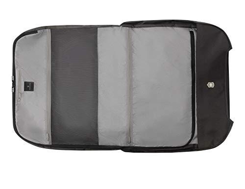 Victorinox Werks Traveler 6.0 Deluxe Carry-On Garment Sleeve, Black, 21.3-inch