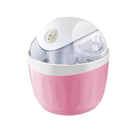 Speiseeismaschine für Eiscreme und Sorbet in 15-20 Minuten zubereiten,Speiseeisbereiter für Eiscreme, Sorbet, Frozen Joghurt