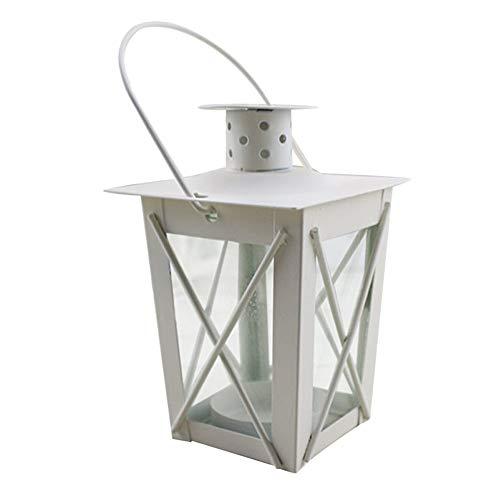 Macabolo Vintage Metall Kerze Laternen Teelicht Kerze Halter hängen Tisch Top Home Decor für Geburtstagsfeiern Hochzeit liefert