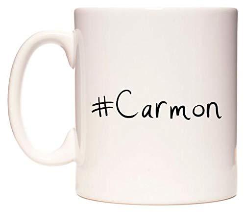 #Carmon Taza por WeDoMugs®