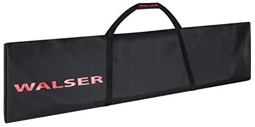 Walser Skitasche, Skisack, Ski Transporttasche, Skibag, Snowboardtasche, Snowboardhülle, Snowboardbag für 2 Ski oder Snowboard bis 170cm