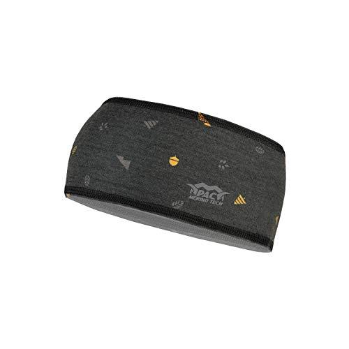 P.A.C. Merino Tech Headband Natrak Multifunktionstuch - funktionelles Stirnband, Halstuch, Schal, Kopftuch, Unisex