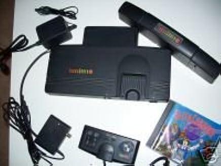 Amazon.com: TURBOGRAFX-16 PC ENGINE VIDEO GAME SYSTEM (USED ...