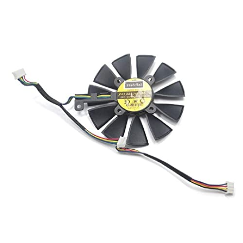 Ventilador de refrigeración PLD09210S12M PLD09210S12HH de 87 mm para ASUS Strix GTX 1060 OC 1070 1080 GTX 1080Ti RX 480