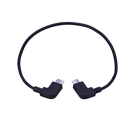 Xusuyunchuang 30CM OTG Cavo Dati for DJI Mavic PRO Air Spark Mavic 2 Zoom Drone iOS Tipo-C Micro-USB Adapter Wire connettore for Tablet Phone .Accessori per Drone (Color : for Type C)