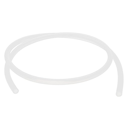 Sourcingmap® 6 mm x 9 mm siliconen voedsel kwaliteit slang bier water luchtslang slang slang 1 meter lang