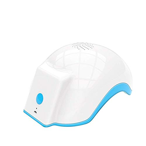 Pangding 2021 New Hair Regrowth Helmet, Anti Hair Loss Cleared Thinning Alopecia Cap Hat Helmet System Growth Instrument Hair Care Device(UK)