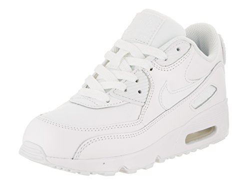 Nike Air MAX 90 LTR (PS), Zapatillas de Running para Niños, Blanco (White/White 100), 30 EU