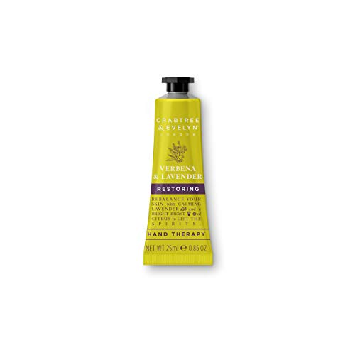 Crabtree & Evelyn Hand Therapy, Verbena & Lavender, 0.86 oz