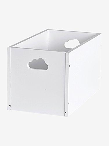 Vertbaudet VERTBAUDETAufbewahrungsbox für den WickeltischweißONE Size