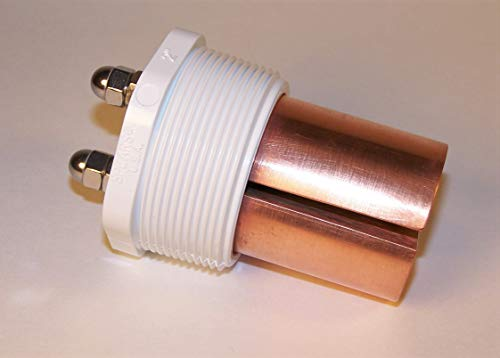 Misty Pool Products CE-03 2' INCH Plug Replacement Copper Electrode