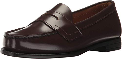 Eastland womens Classic Ii loafers shoes, Burgundy, 5.5 US