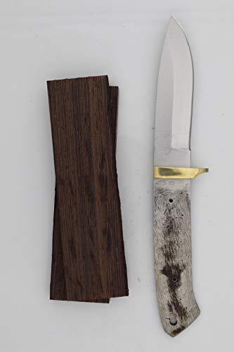8.5 INCH Drop Point Knife kit/DIY Knife KIT/Payne BROS (WENGE)
