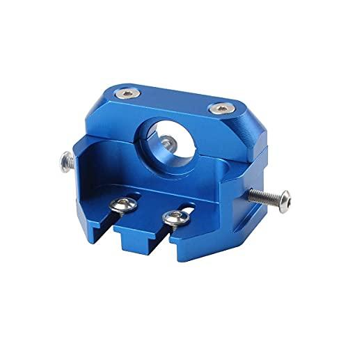 Toaiot All Metal V6 / Volcano Hotend 3D Printer Upgrade Parts Multi-Mount Compatible Designed Compatible with Ender3 / V2 / Ender 3 Pro/Ender 5 Pro/CR 10 Max/Tronxy x5s etc