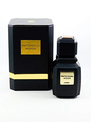 Ajmal Patchouli Wood by Ajmal Eau De Parfum Spray (Unisex) 3.4 oz / 100 ml (Men)
