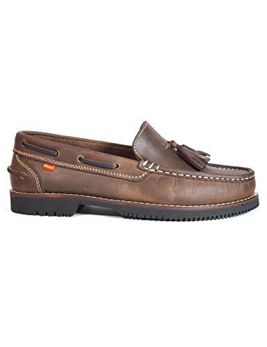 Zapatos náuticos Tipo Apache Unisex La Valenciana Montijo M