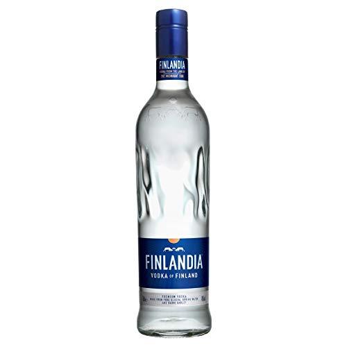 Finlandia Vodka - 40{52d3bcc425e1fdba6fffa6f031ccd25b6958a4aa485ea0bed3da86f1ba696cc4} Vol. (1 x 0.7 l)/Reinheit, purer Geschmack und Qualität auf ganz natürliche Weise.
