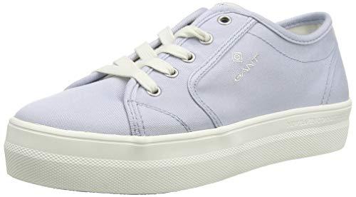 Gant Leisha, Zapatillas Mujer, Azul (Hampton Blue G662), 40 EU