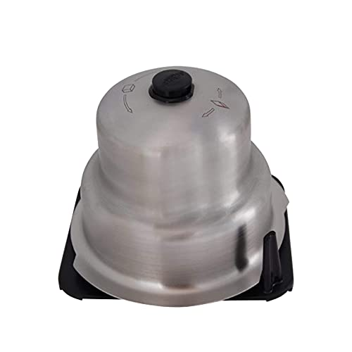 de Buyer - La Mandoline Revolution Slider + Pusher 45°90° - Replacement Slider and Pusher for Revolution Mandoline Slicer - 1.4lbs
