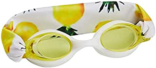 tsdjy Cool Yellow Tropical Pineapple Swim Goggles,Summer...