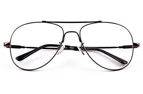 Agstum Pilot Full-flex Memory Titanium Optical Eyeglasses Frame
