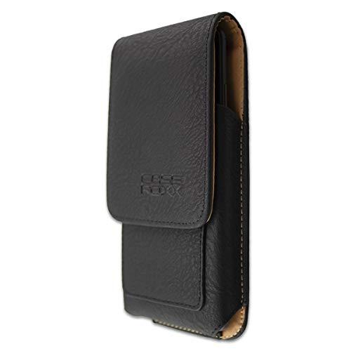 caseroxx Handy Tasche Outdoor Tasche für Hisense A2 Pro, mit drehbarem Gürtelclip in schwarz