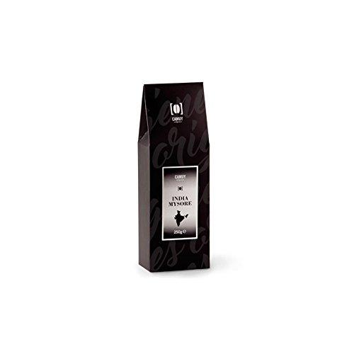 CAFÉ MOLIDO DE TUESTE NATURAL INDIA MYSORE 100% ARÁBICA. 250 G.