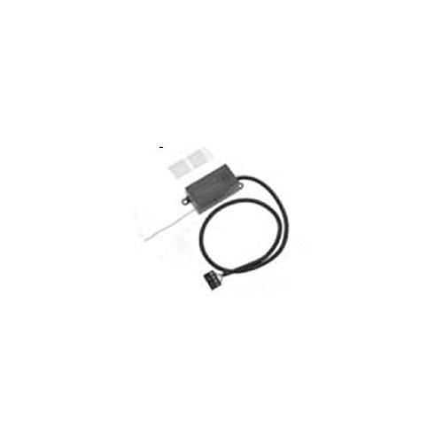 Berner Torantriebe BHS211–Funkempfänger 868MHz Bi Kanäle 12/24VDC Berner Knopf rot–BE2