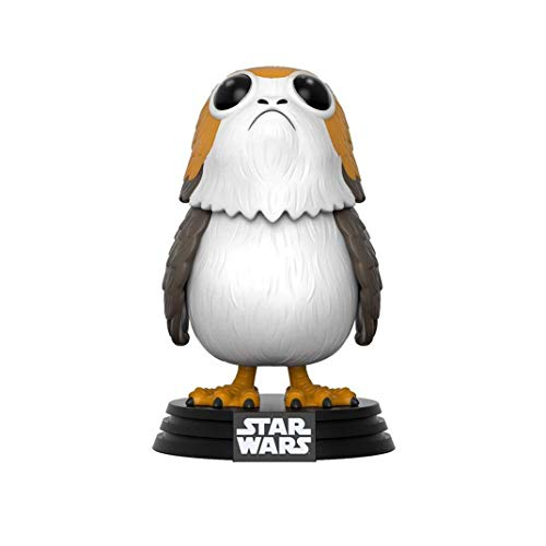 Star Wars Pop PORG Box Figura PVC 4'