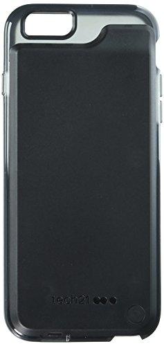 Tech 21 Evo Endurance Handy-Schutzhülle 11,9 cm (4.7 Zoll) Abdeckung Schwarz, Grau - Handy-Schutzhüllen (Abdeckung, Apple, Apple iPhone 6/6s, 11,9 cm (4.7 Zoll), Schwarz, Grau)