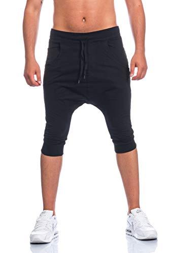 Crazy Age Sarouel - Pantalones cortos deportivos para hombre