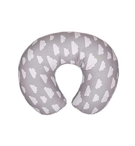 Cuscino per allattamento per bambini con federa per cuscino da allattamento in 100% cotone rimovibile.