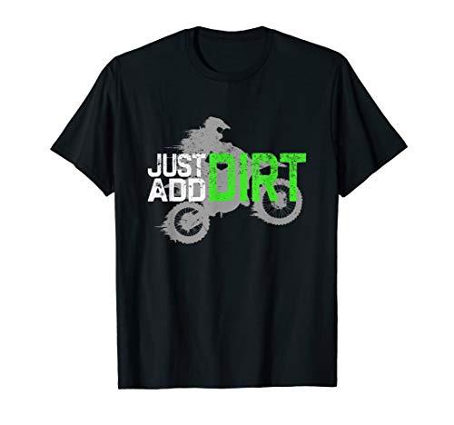 Youth Motorcross, Boys Dirt Bike, Dirtbike, Kids Dirt Bike T-Shirt