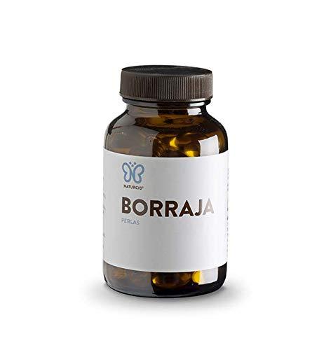 Perlas Borraja - Naturcid - Perlas - [100 perlas - 702mg ]...