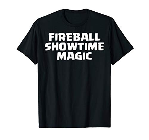 Fireball showtime magic - Royale Clash of Arena Clans T-Shirt