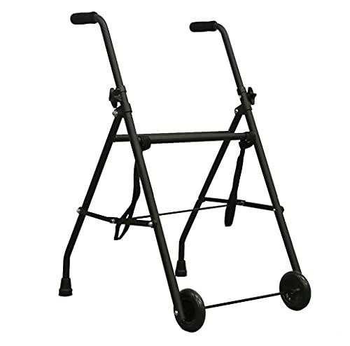 PEPE - ANDADOR, Andador para Ancianos, Andador para Ancianos 2 Ruedas, Andadores Adulto, Andador Plegable, Andador para Mayores Ligero.
