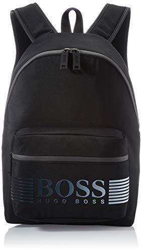 BOSS Hugo Pixel DD_Backpack, Zaino Uomo, Nero1, ONESI