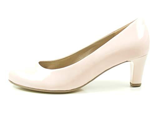 Gabor 85-200 Schuhe Damen Lack Pumps Weite F, Schuhgröße:36 EU, Farbe:Rosa