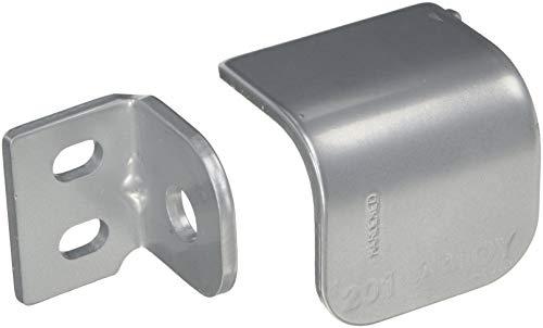 ABLOY(アブロイ) ロッキング・プレート CEN Grede4 80mm 右開きドア用 南京錠のつるとビス穴を隠します PL201