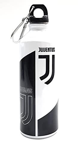 Borraccia squadre di calcio con stampa sublimatica in alta definizione in alluminio da 500 ml e 750 ml (JUVENTUS 500 ml)