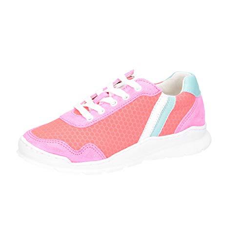 Telyoh Kids Sneaker Hot Pink Stripes Größe 36 EU Pink (pink rot)