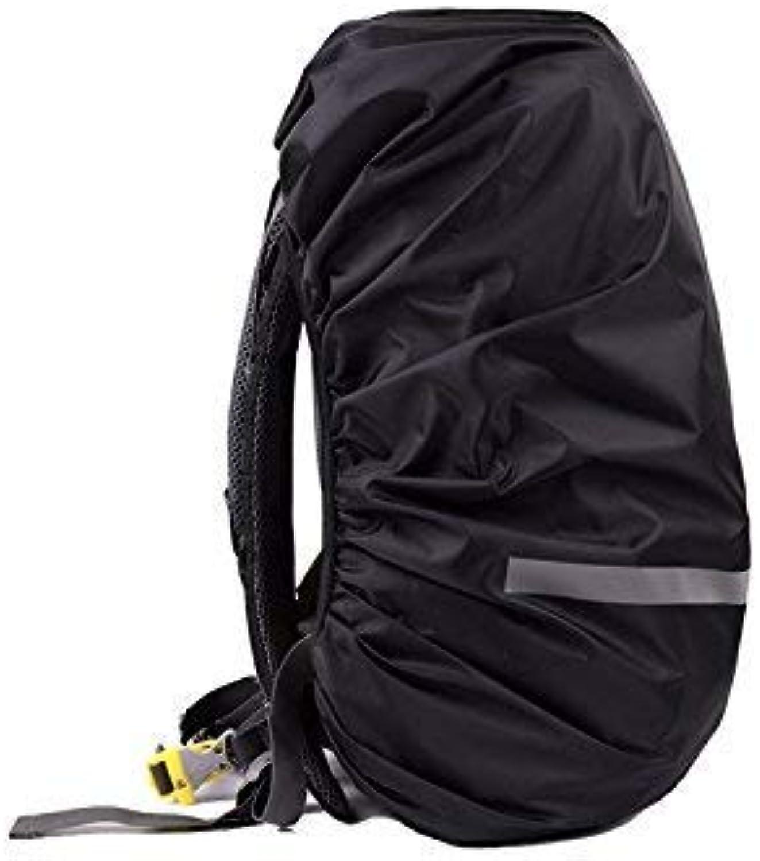 Unisex Hiking Backpack, Outdoor and Indoor Rucksack Waterproof Cover for Backpack AntiRain AntiDust Cover for Hiking Camping Traveling Outdoor Activities(Black)