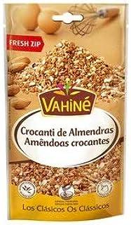 Vahiné - Krokante Amandelen - Geroosterde en Gekarameliseerde Amandelen - Ideaal om te Bakken- 125 Gram