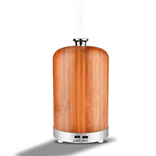 200 ML Kreative massivholz Aromatherapie luftbefeuchter Mini haushalt büro Ultraschall Aromatherapie luftbefeuchter 165 * 90mm