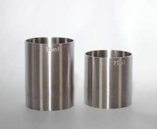 25ml e 35ml g S ditale misurino bar attrezzature
