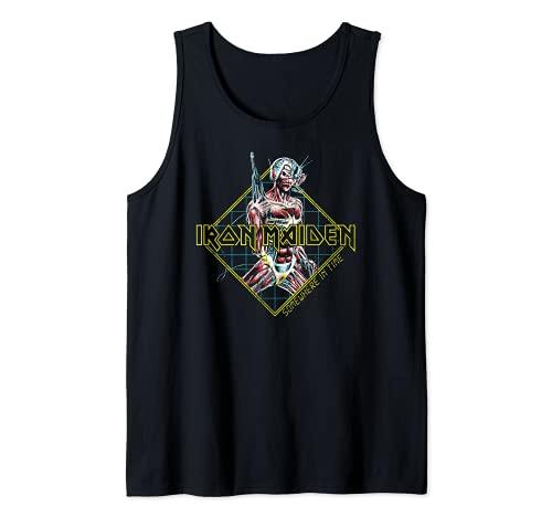 Iron Maiden - Somewhere In Time Diamond Camiseta sin Mangas