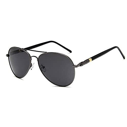 YHD Gafas De Sol, Aviador CláSico Mujeres Hombres Retro Redondo Unisex ProteccióN Uv400 ProteccióN UV